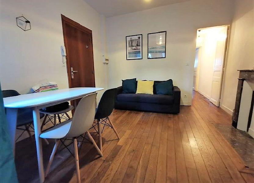 Appartement à louer 34.56m2 à Reims