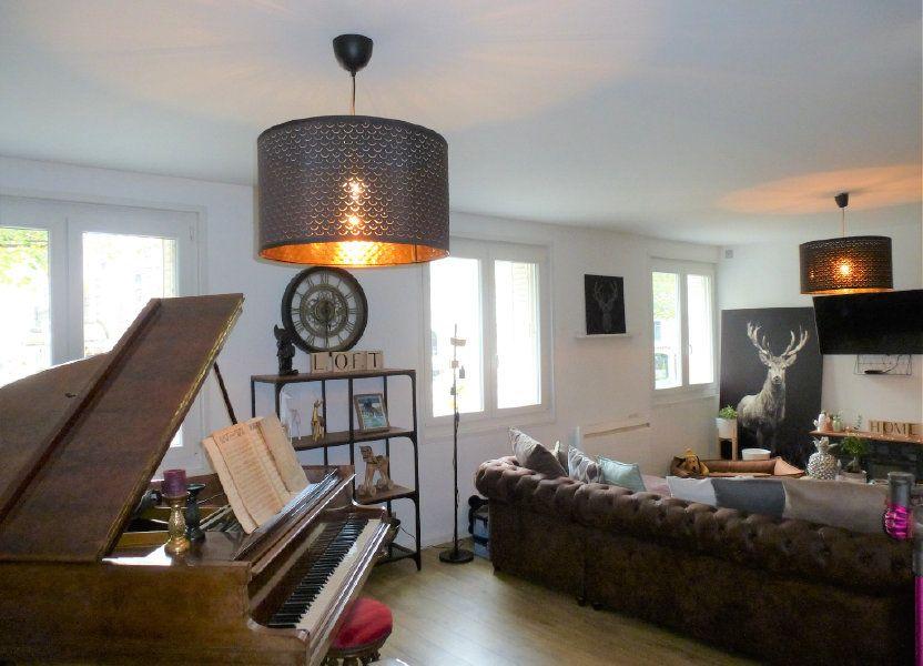 Appartement à vendre 92.5m2 à Reims