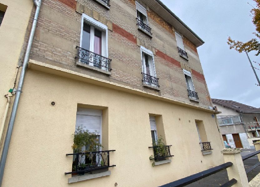 Appartement à vendre 36.62m2 à Reims