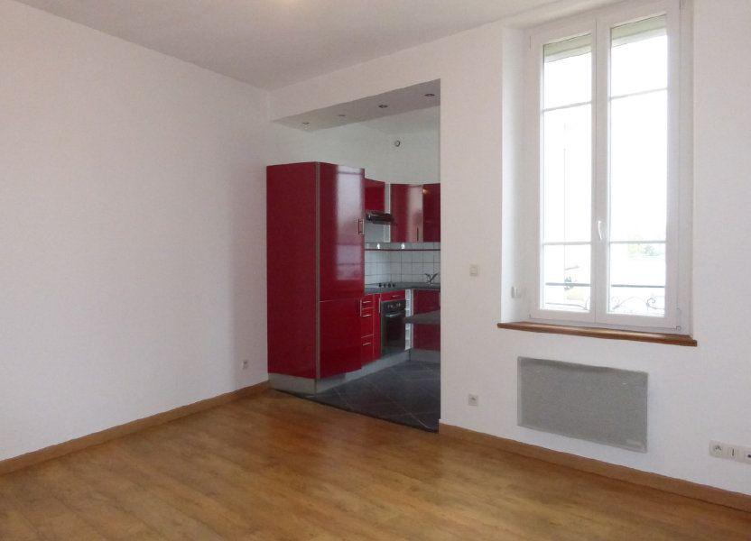 Appartement à louer 41.47m2 à Reims