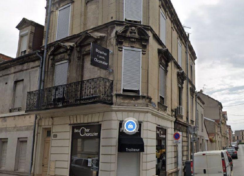 Appartement à louer 43m2 à Reims