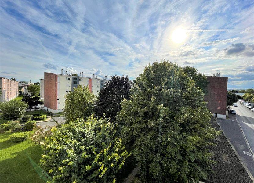Appartement à louer 54.5m2 à Reims