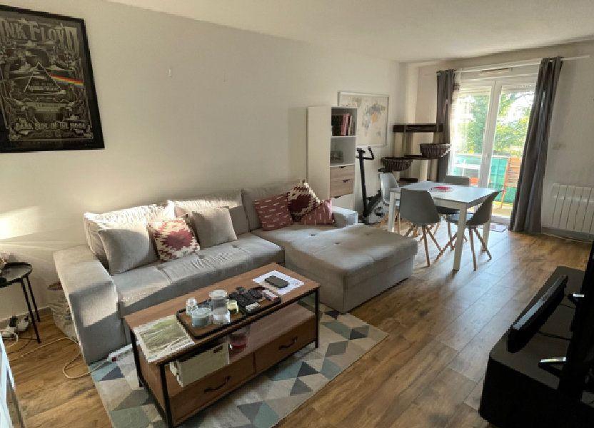 Appartement à louer 47.74m2 à Feytiat