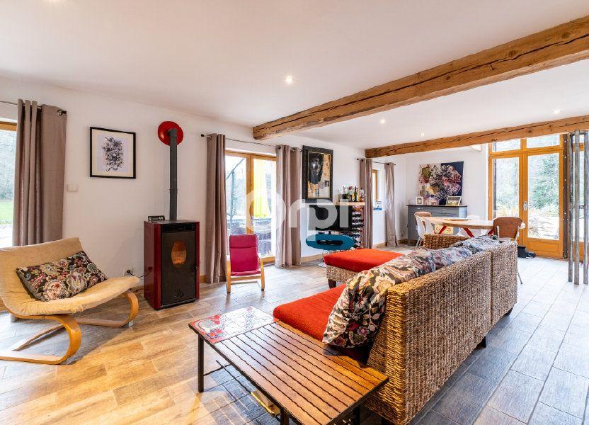 Maison à vendre 168m2 à Champagnac-la-Rivière