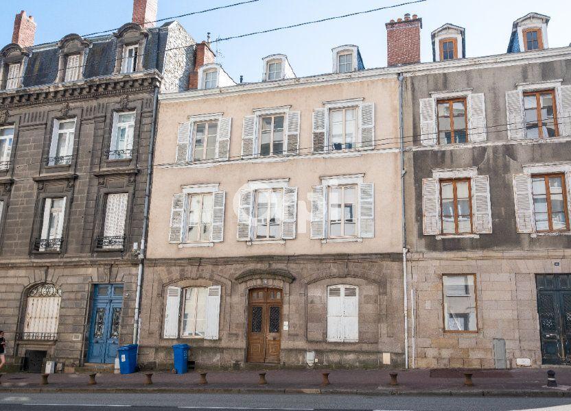 Immeuble à vendre 0m2 à Limoges