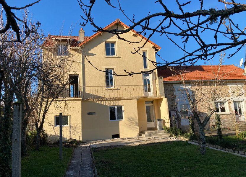 Maison à louer 129.32m2 à Bessines-sur-Gartempe