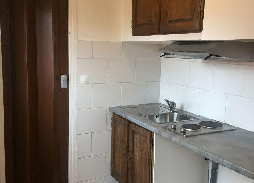 Appartement à louer 24m2 à La Seyne-sur-Mer