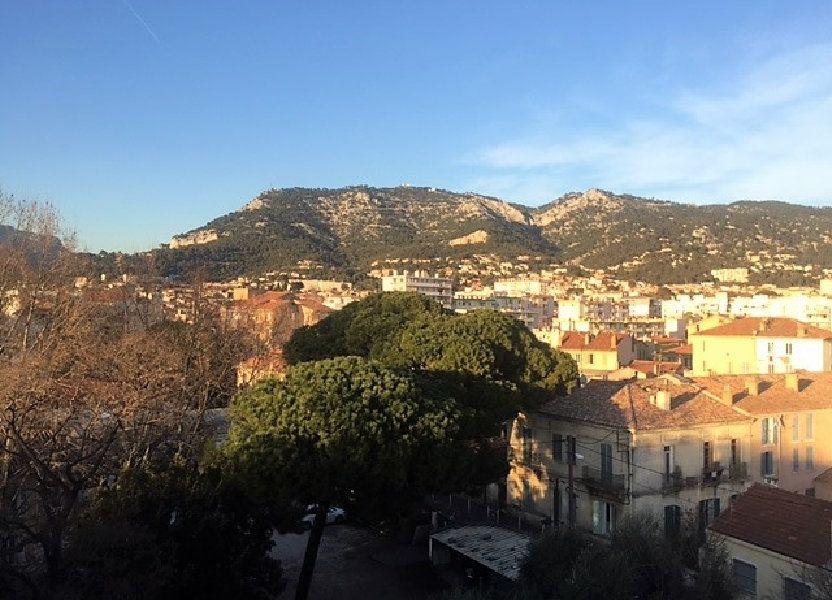 Appartement à louer 41m2 à Toulon