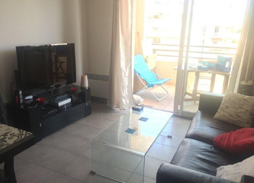 Appartement à louer 37.92m2 à Toulon