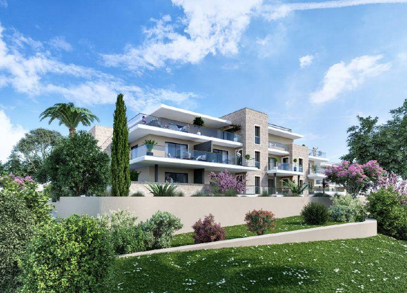 Appartement à vendre 52.72m2 à Saint-Mandrier-sur-Mer