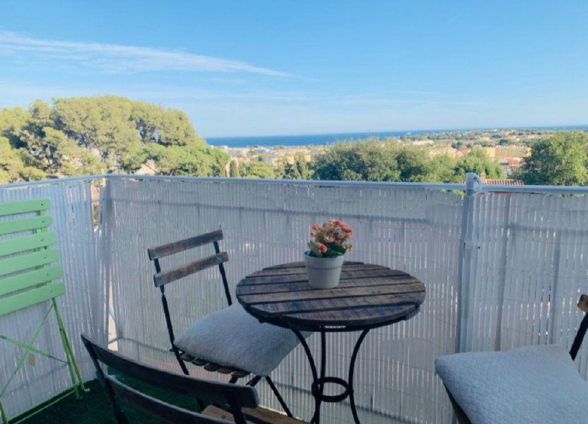 Appartement à vendre 42m2 à La Seyne-sur-Mer