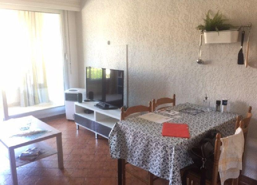 Appartement à louer 20m2 à Saint-Mandrier-sur-Mer