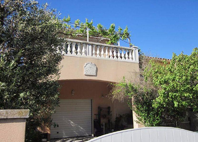 Maison à vendre 250m2 à La Seyne-sur-Mer