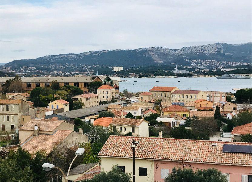 Appartement à vendre 48m2 à La Seyne-sur-Mer