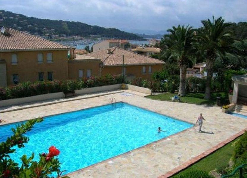 Appartement à vendre 55m2 à Saint-Mandrier-sur-Mer