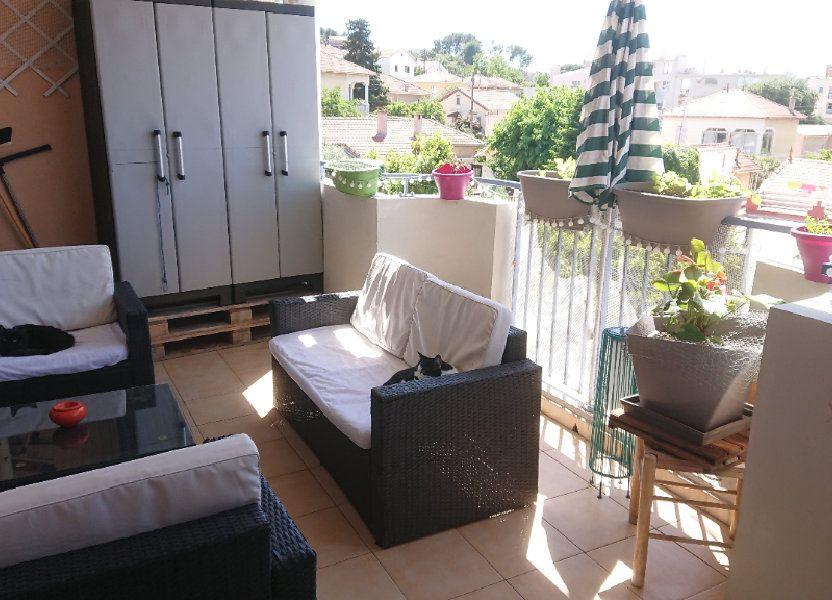 Appartement à vendre 46m2 à La Seyne-sur-Mer