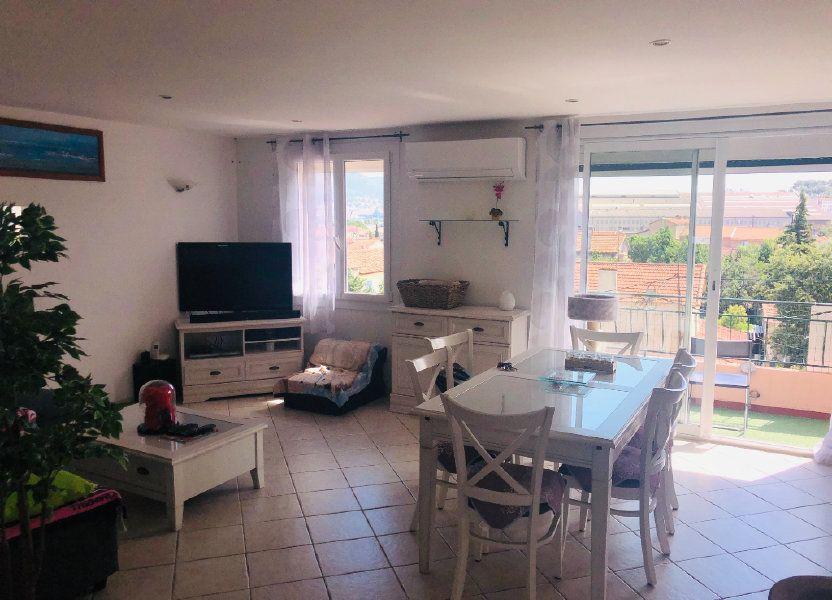 Appartement à vendre 64m2 à La Seyne-sur-Mer