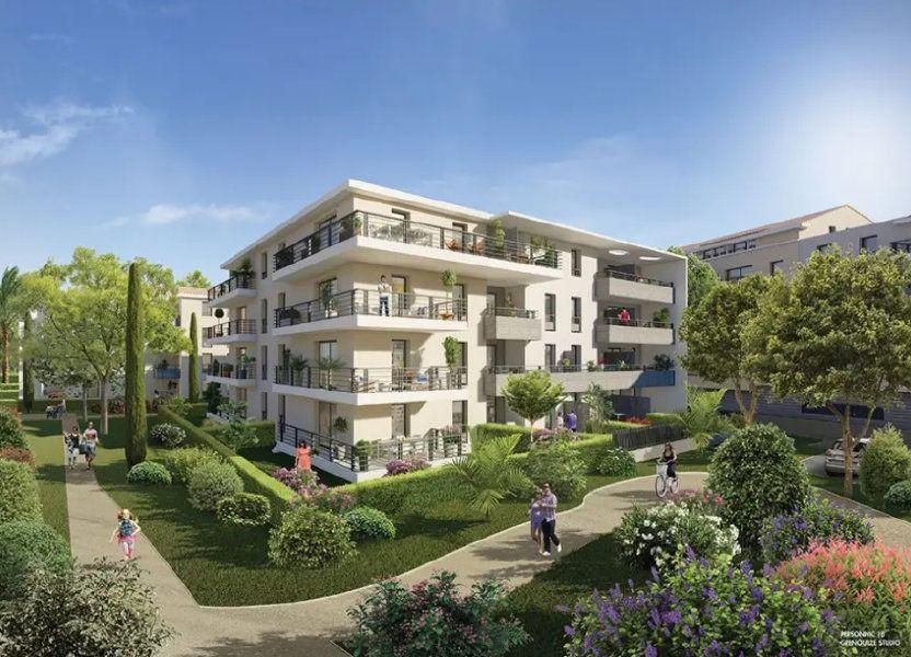Appartement à vendre 83.79m2 à Six-Fours-les-Plages