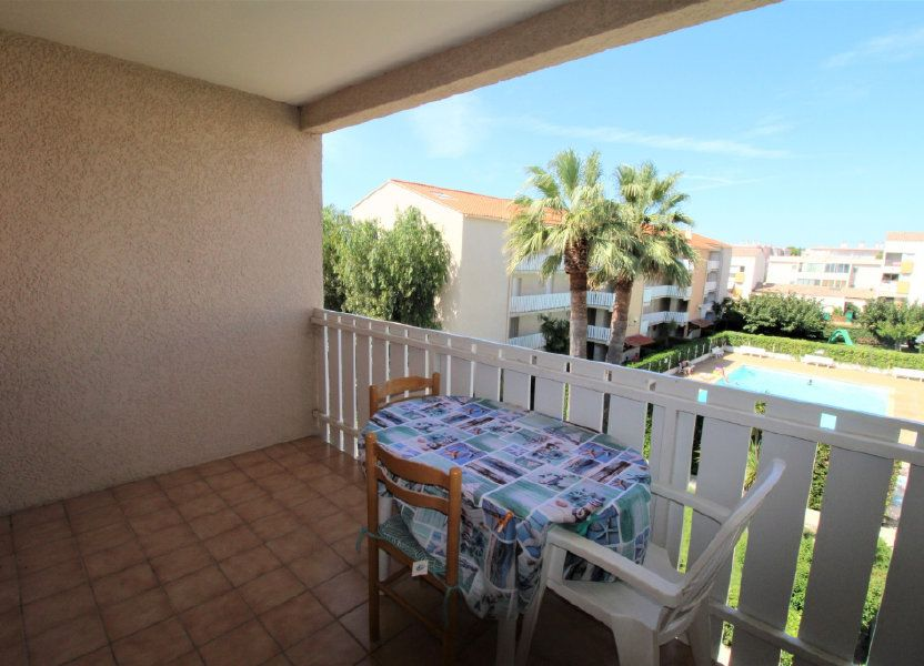 Appartement à vendre 27m2 à La Seyne-sur-Mer