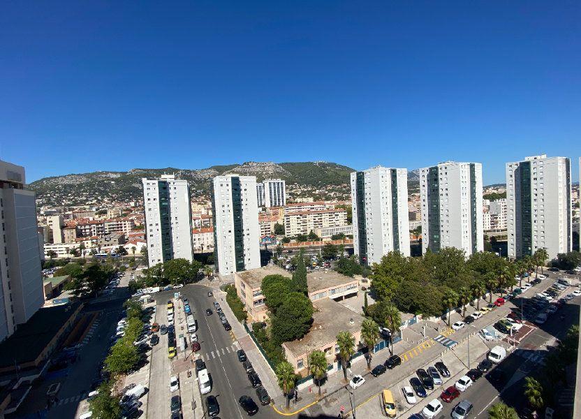 Appartement à vendre 62m2 à Toulon