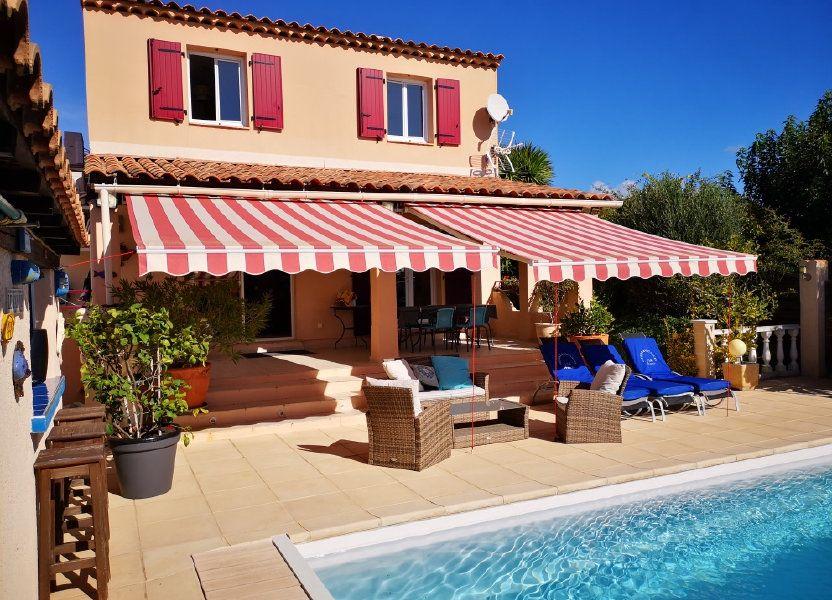 Maison à vendre 137m2 à Sanary-sur-Mer