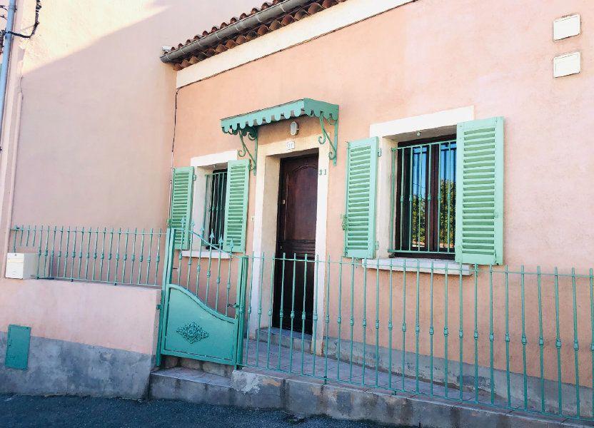 Maison à vendre 50m2 à La Seyne-sur-Mer