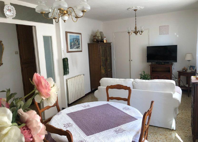 Appartement à vendre 63m2 à Toulon