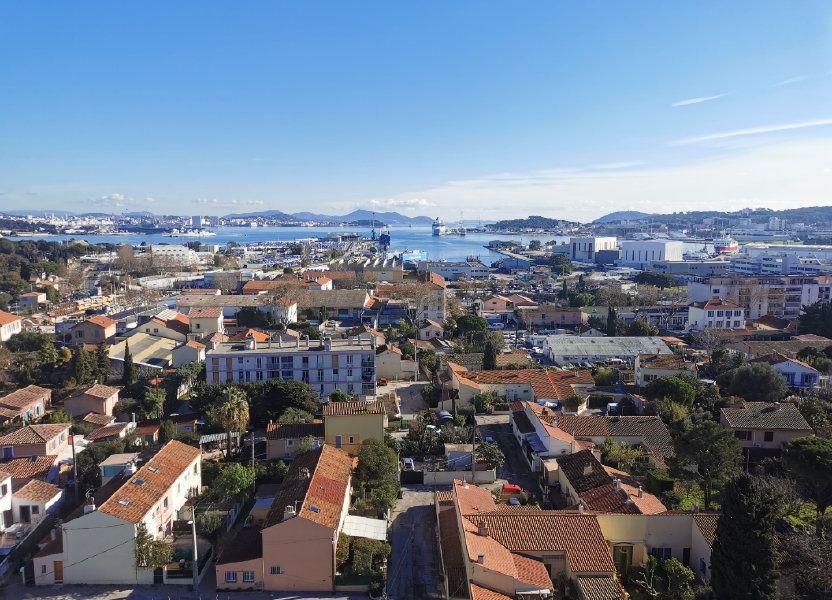 Appartement à vendre 88m2 à La Seyne-sur-Mer