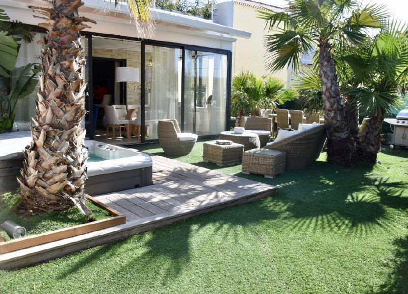 Appartement à vendre 63m2 à Sanary-sur-Mer