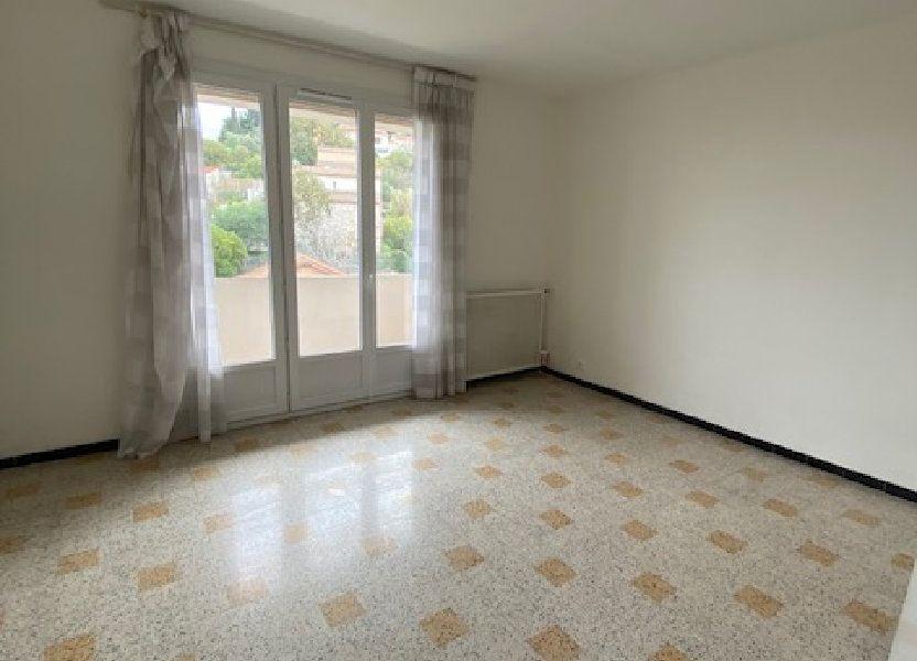 Appartement à louer 55.82m2 à La Seyne-sur-Mer