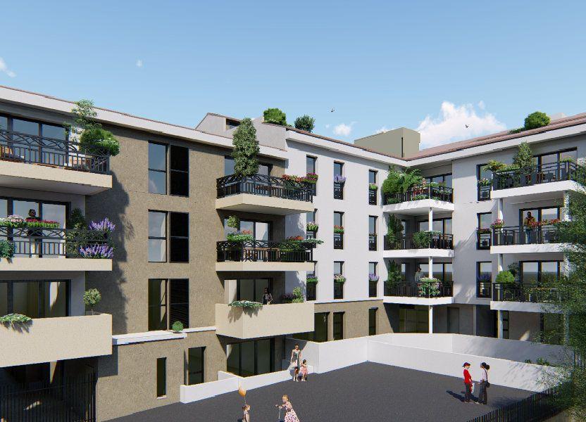 Appartement à vendre 63.3m2 à Sanary-sur-Mer