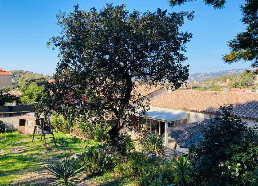 Maison à vendre 105.44m2 à La Seyne-sur-Mer