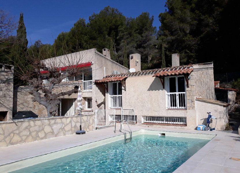 Maison à vendre 195m2 à La Cadière-d'Azur