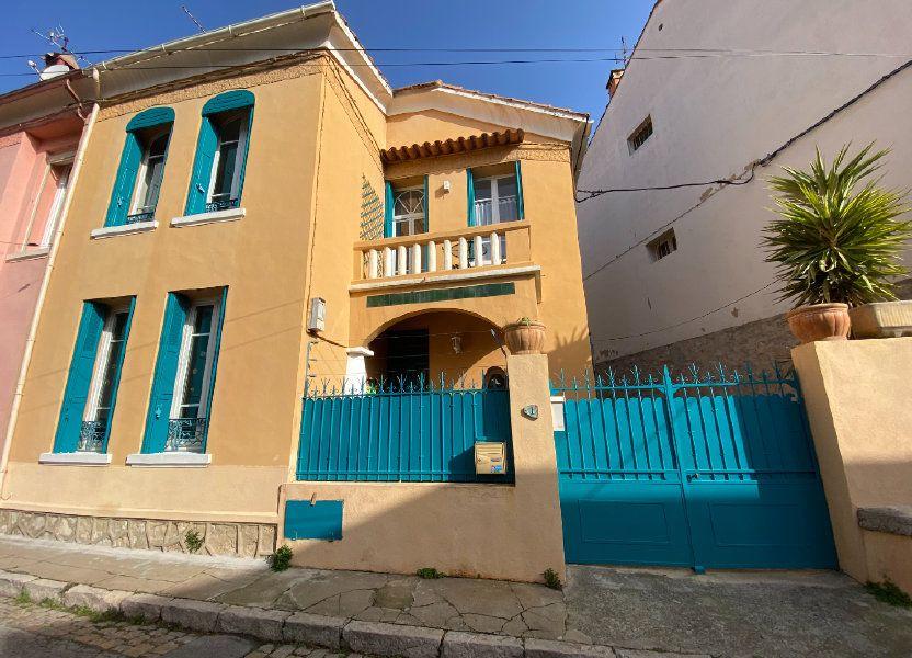 Maison à vendre 90m2 à La Seyne-sur-Mer