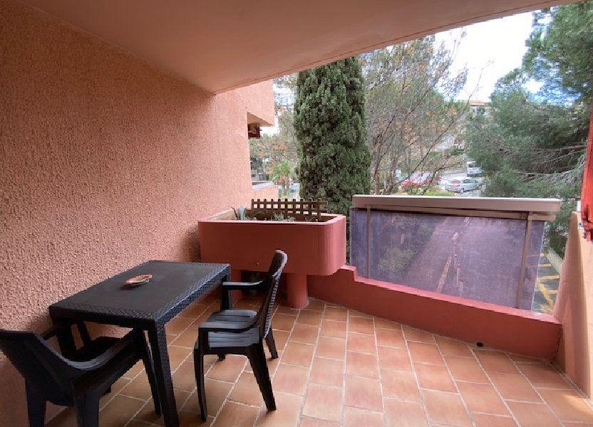 Appartement à louer 22.95m2 à La Seyne-sur-Mer
