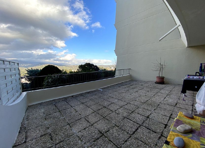 Appartement à vendre 81.45m2 à Grasse
