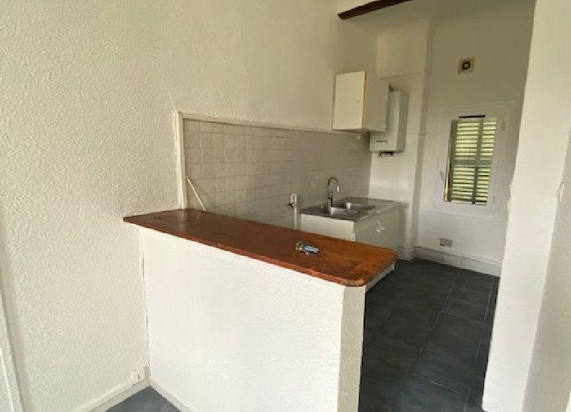 Appartement à louer 40m2 à La Seyne-sur-Mer