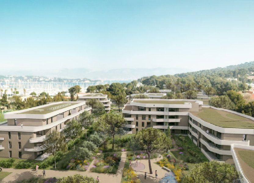 Appartement à vendre 39m2 à Saint-Mandrier-sur-Mer