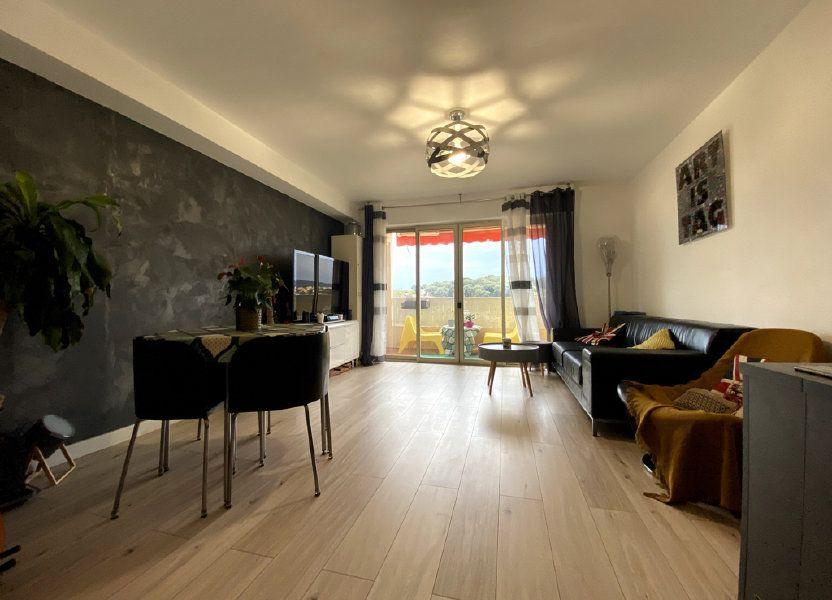 Appartement à vendre 61m2 à La Seyne-sur-Mer