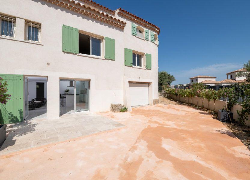 Appartement à vendre 92m2 à Sanary-sur-Mer
