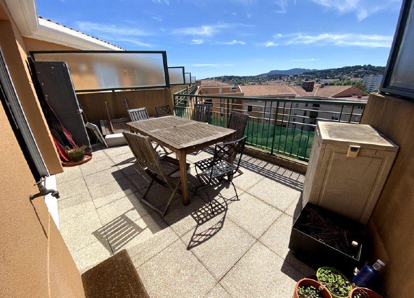 Appartement à vendre 44.7m2 à La Seyne-sur-Mer