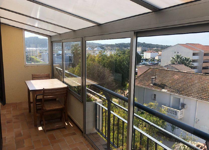 Appartement à vendre 32m2 à La Seyne-sur-Mer