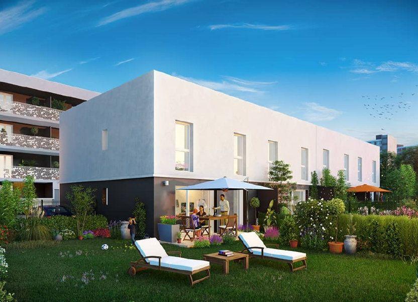 Maison à vendre 81.51m2 à La Seyne-sur-Mer