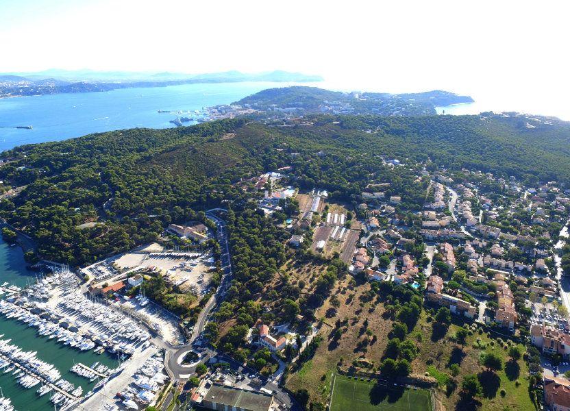 Appartement à vendre 47m2 à Saint-Mandrier-sur-Mer