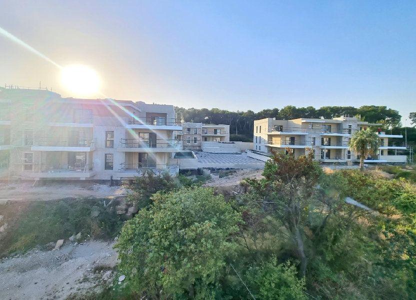 Appartement à vendre 53m2 à Saint-Mandrier-sur-Mer
