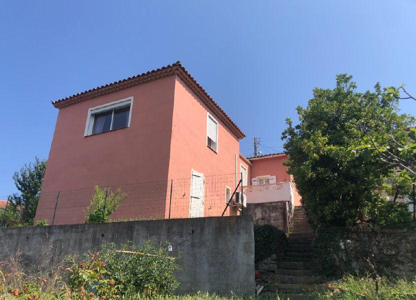 Maison à vendre 140m2 à La Seyne-sur-Mer