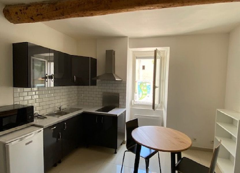Appartement à louer 23m2 à Toulon