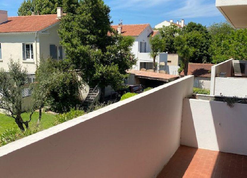 Appartement à louer 42.66m2 à La Seyne-sur-Mer