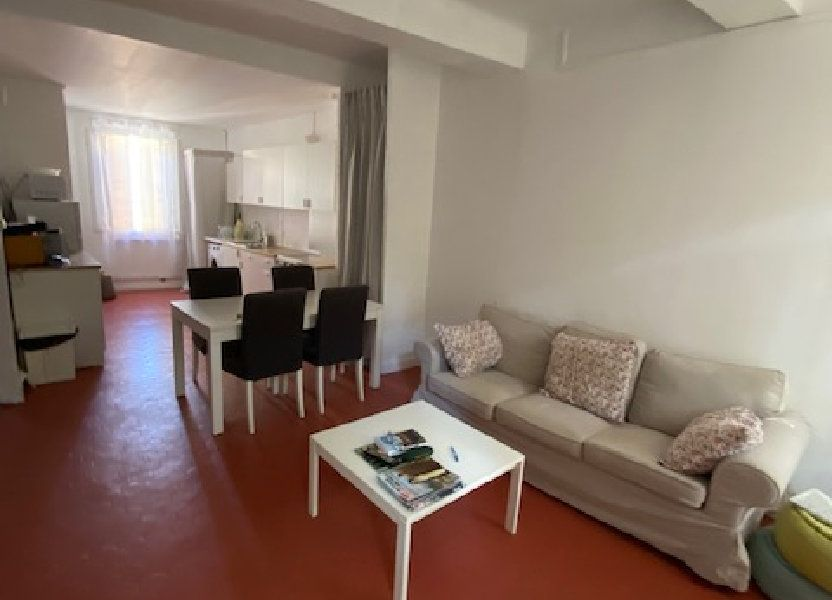 Appartement à louer 51m2 à La Seyne-sur-Mer
