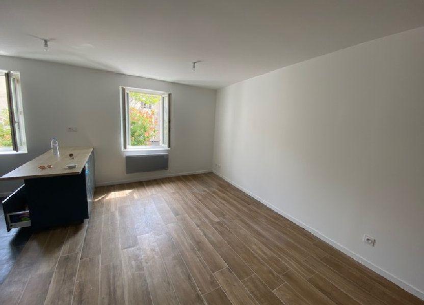 Appartement à louer 48.83m2 à Toulon